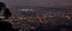 Vista Bogotá de la Calera