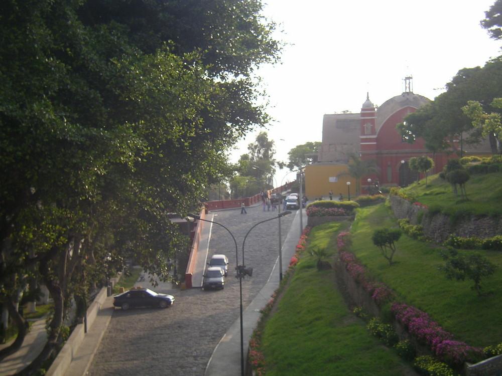 Vista cerca del puente de los suspiros
