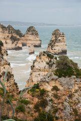vista dalla Ponta da Piedade, Algarve