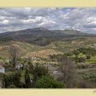 Vista desde el Adarve de Priego de Córdoba