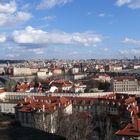 Vista di Praga