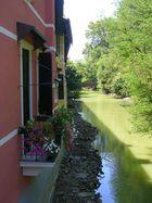 Vista sul canale!