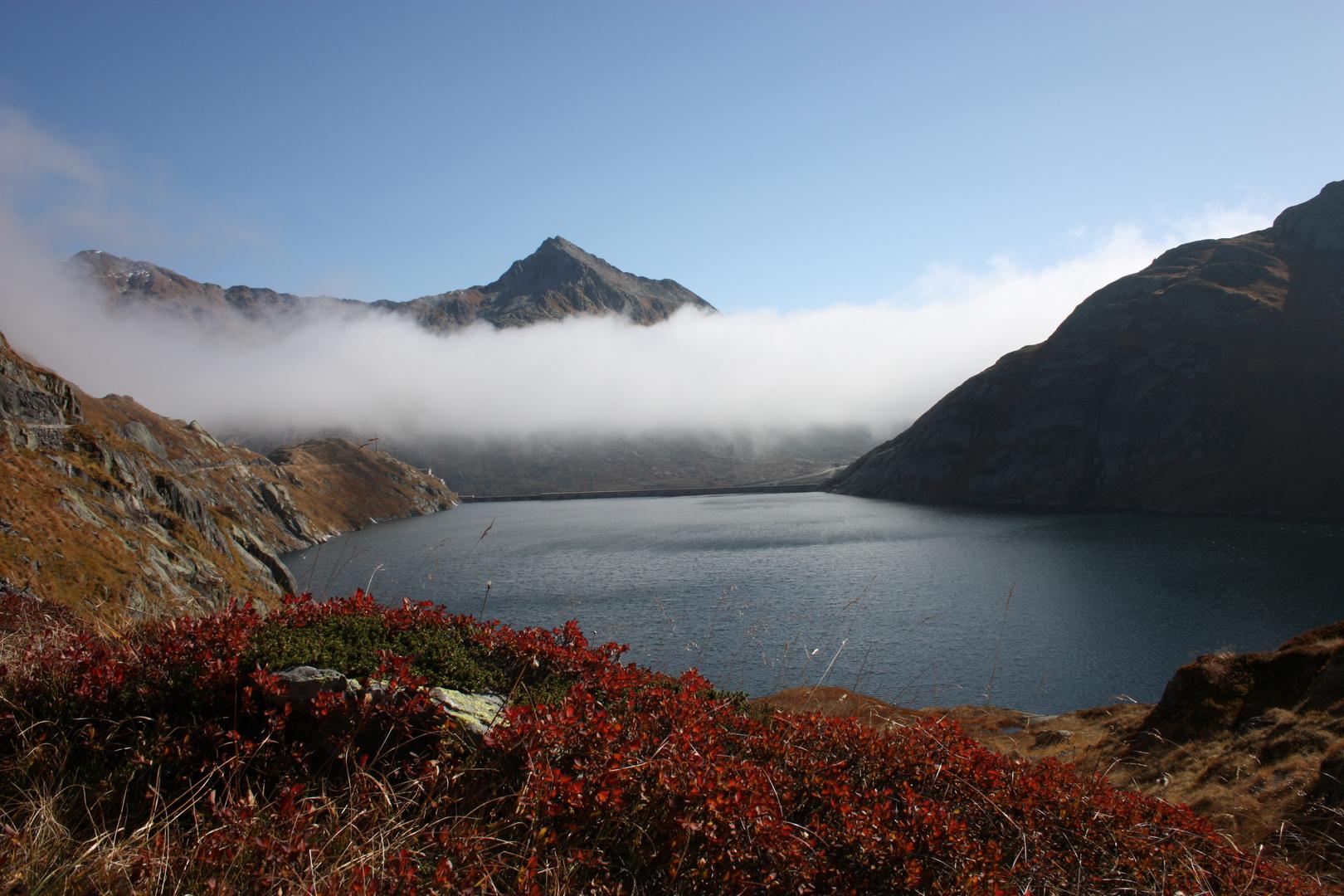 Vista sul Lucendro