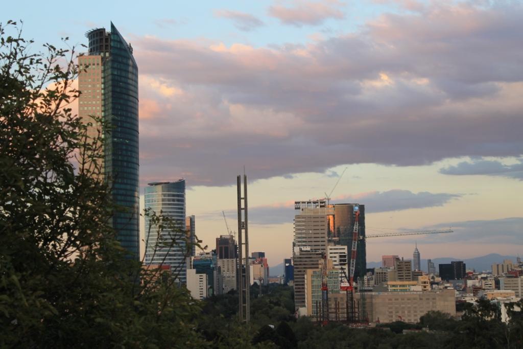 Vistas desde Chapultepec 3