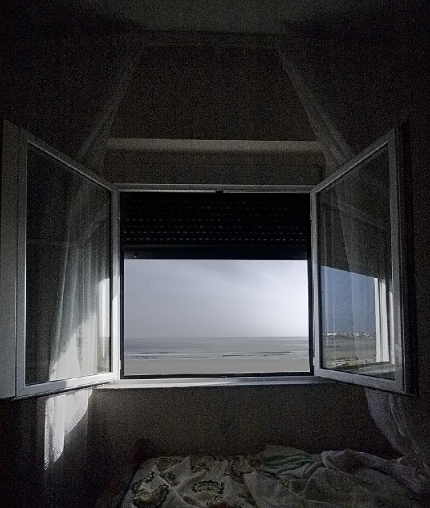 Vistas desde la cama