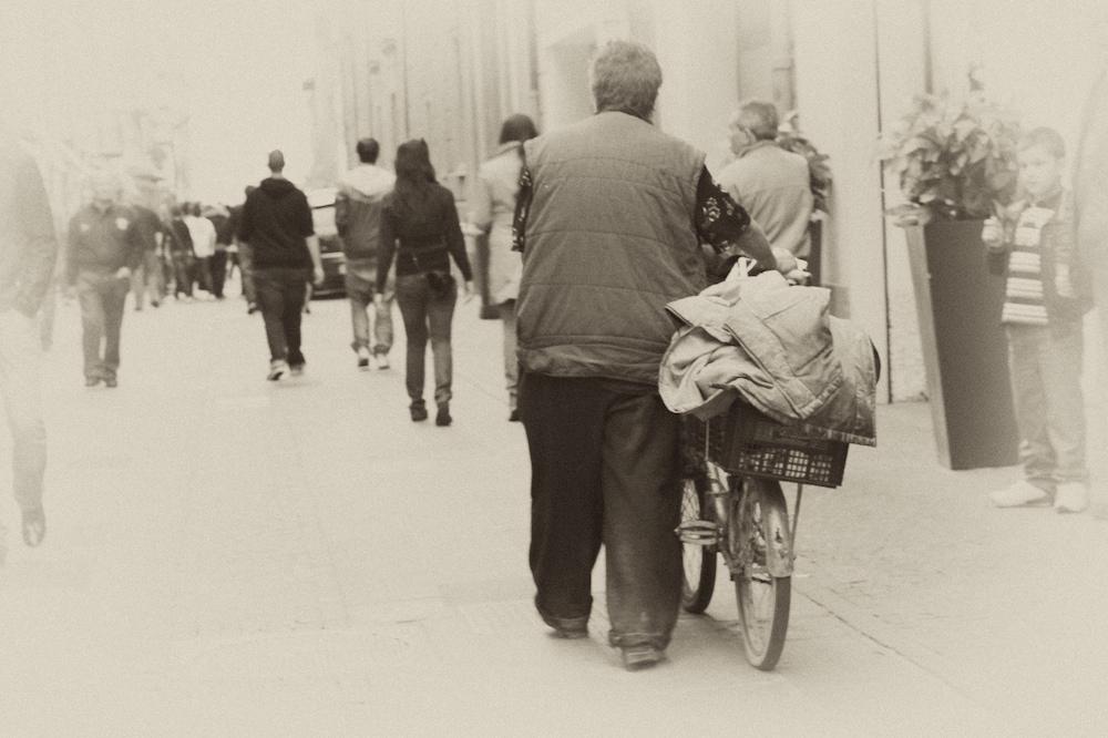 Vita da mendicante