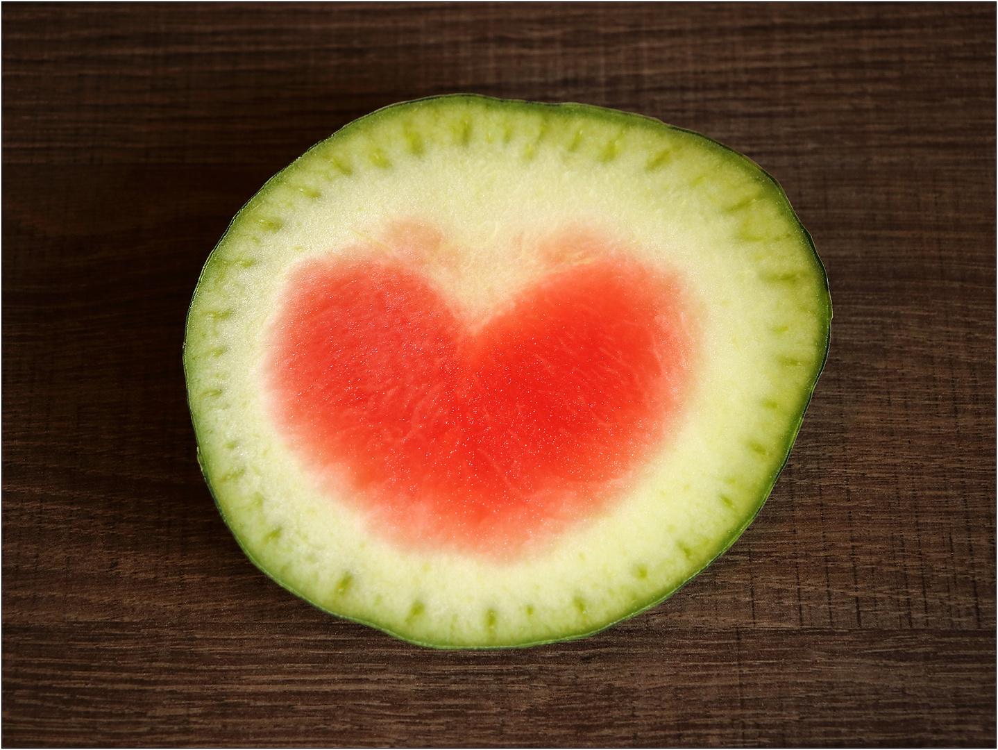 Vitamine mit Herz...