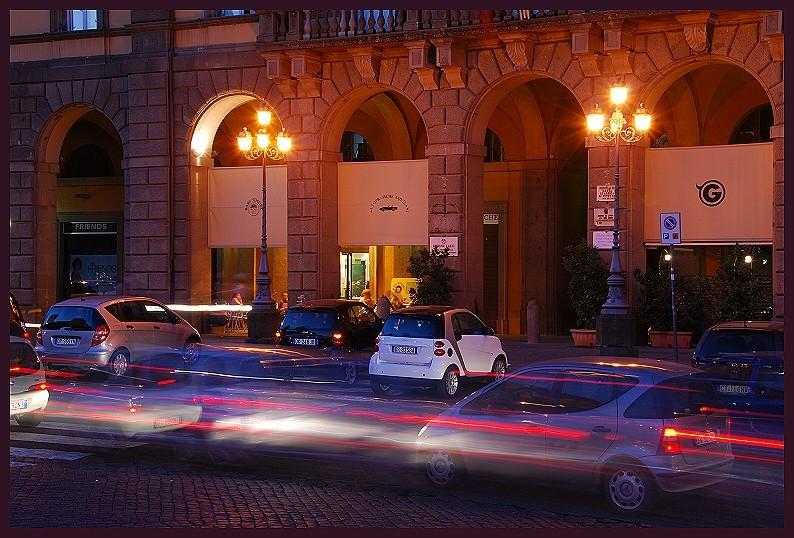 Viterbo bei Nacht