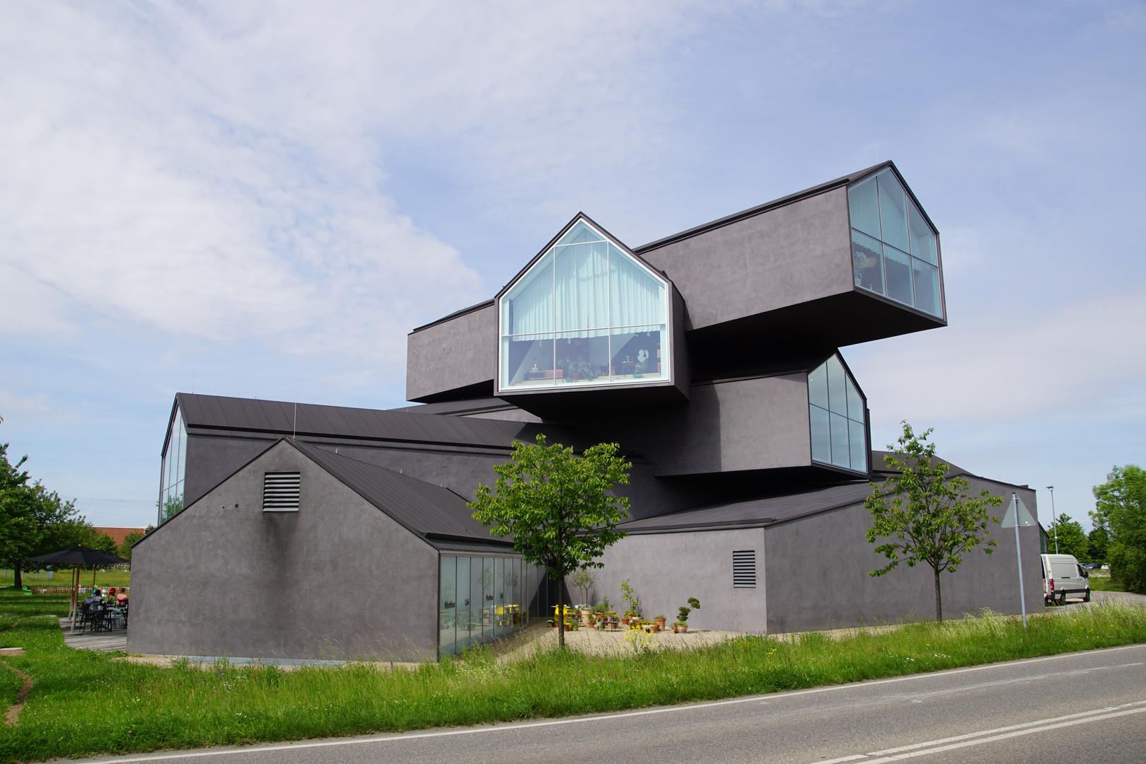 Vitra campus foto bild architektur abstraktes kritik - Architektonische meisterwerke ...