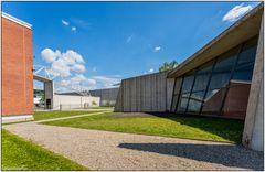 Vitra Campus - Architekturdetails