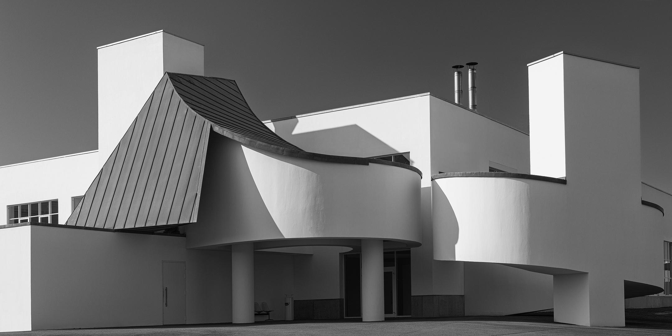 Vitra Design Fabrikgebäude