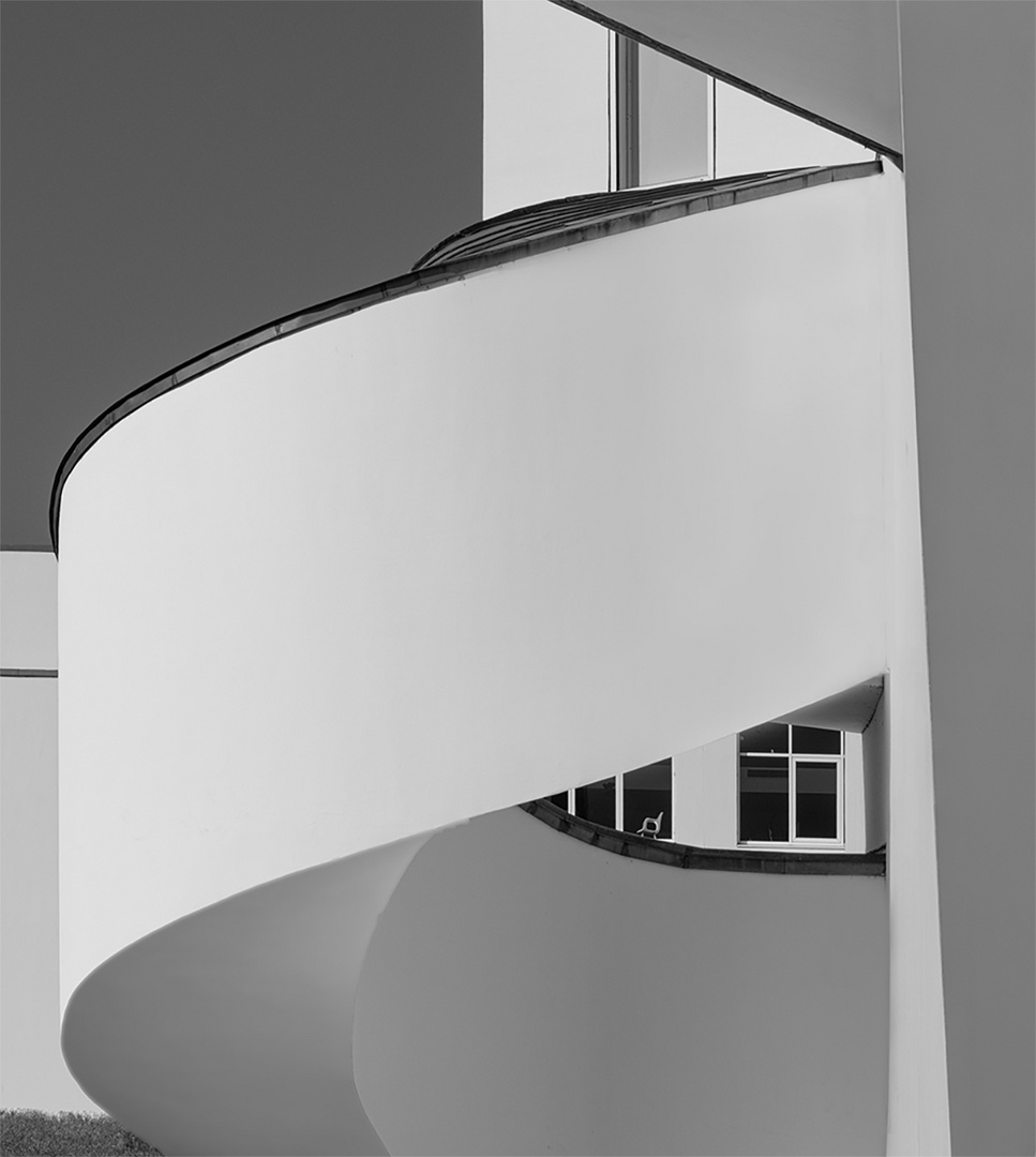 Vitra Design Gebäudedetail