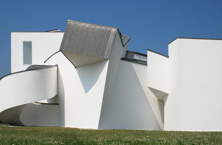 Vitra Museum in Weil am Rhein