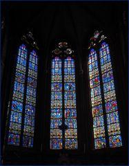 Vitraux de la Cathédrale Saint-Etienne de Limoges