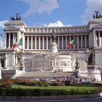 Vittoriano ou Monument à Victor Emmanuel II, Rome, Italie