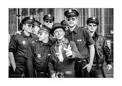 [viva colonia - police]