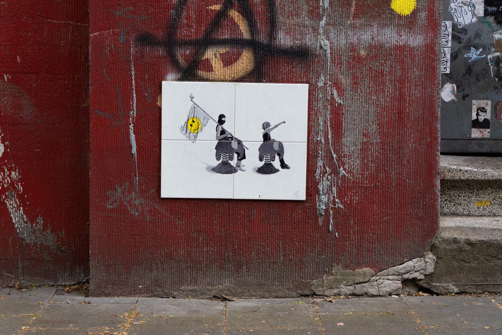 Viva la revolution - es gibt ein Leben vor dem Tod