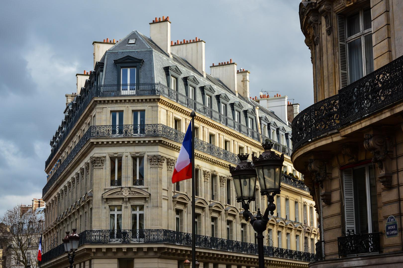 Vive la France an jeder Ecke