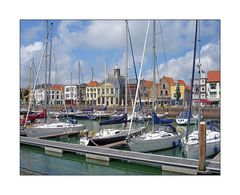 Vlissingen - Hafenimpression