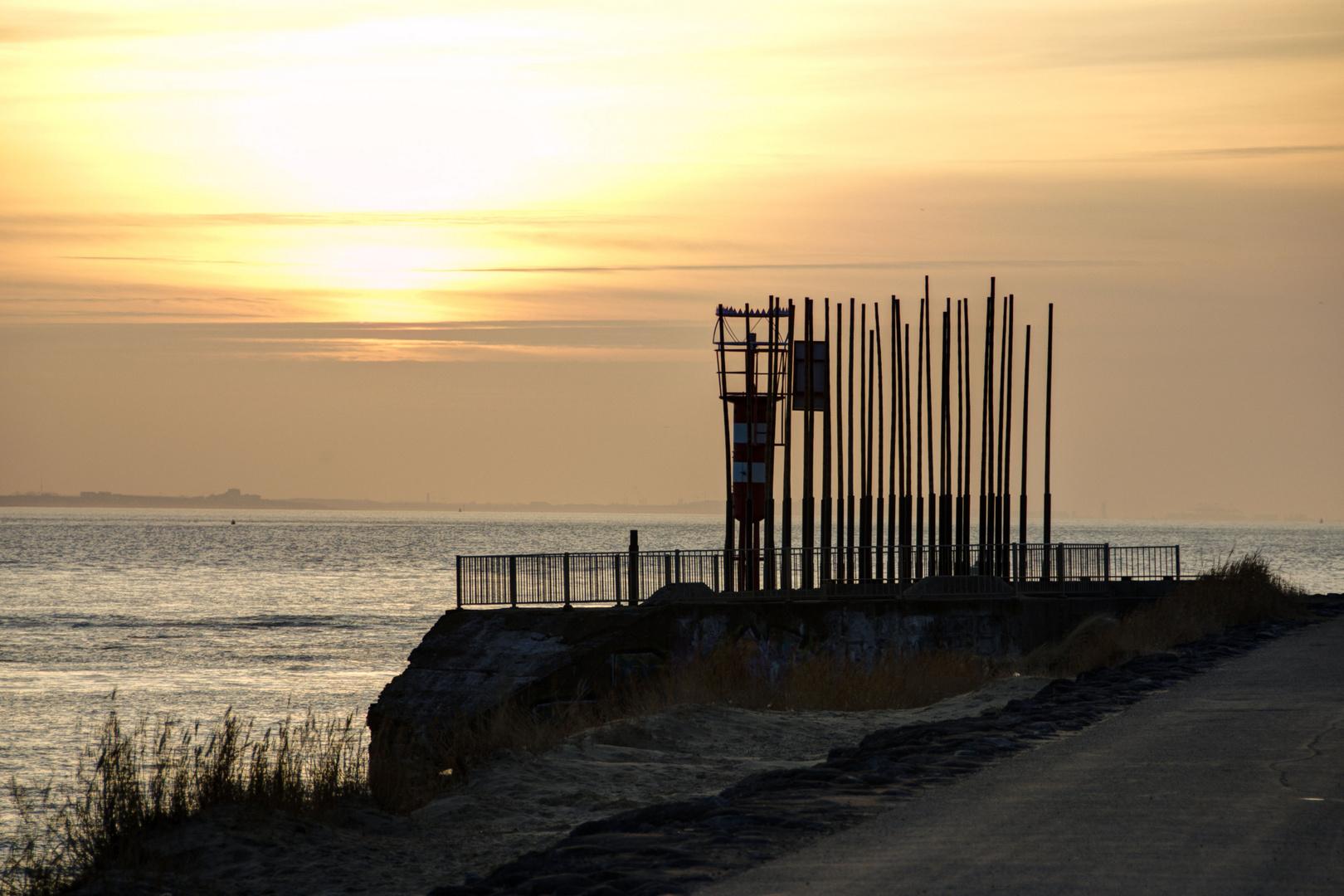 Vlissingen - Nollehoofd - Wind Organ