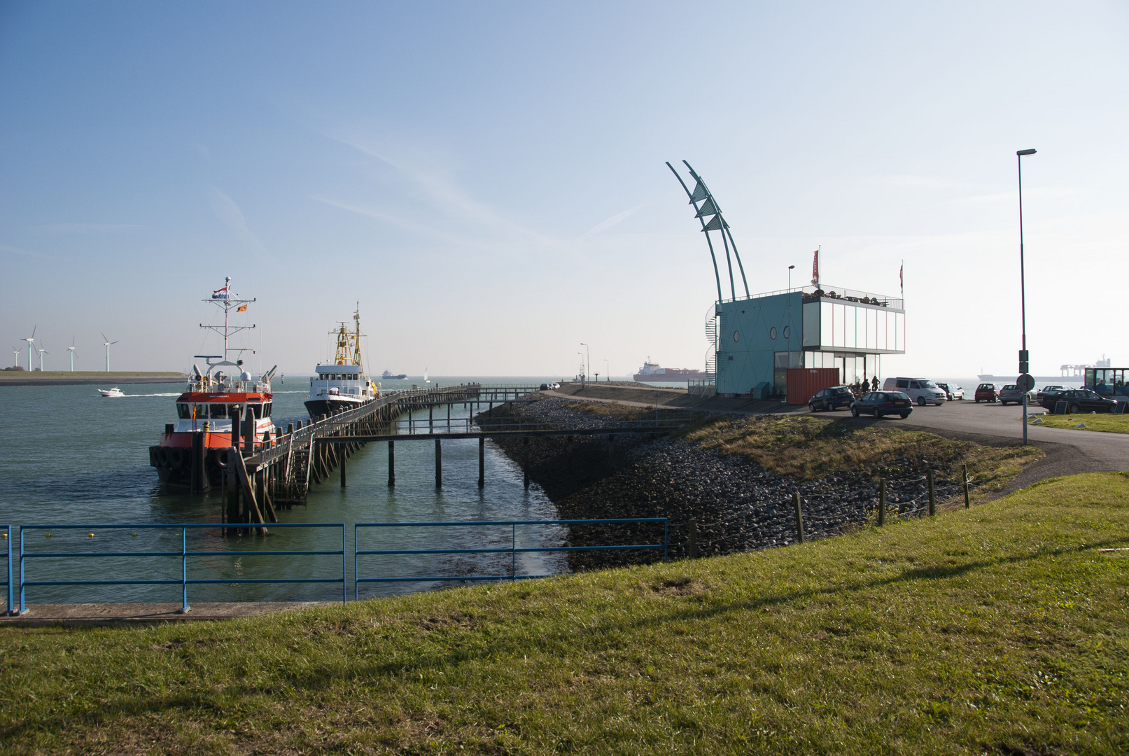 Vlissingen - Piet Heinkade