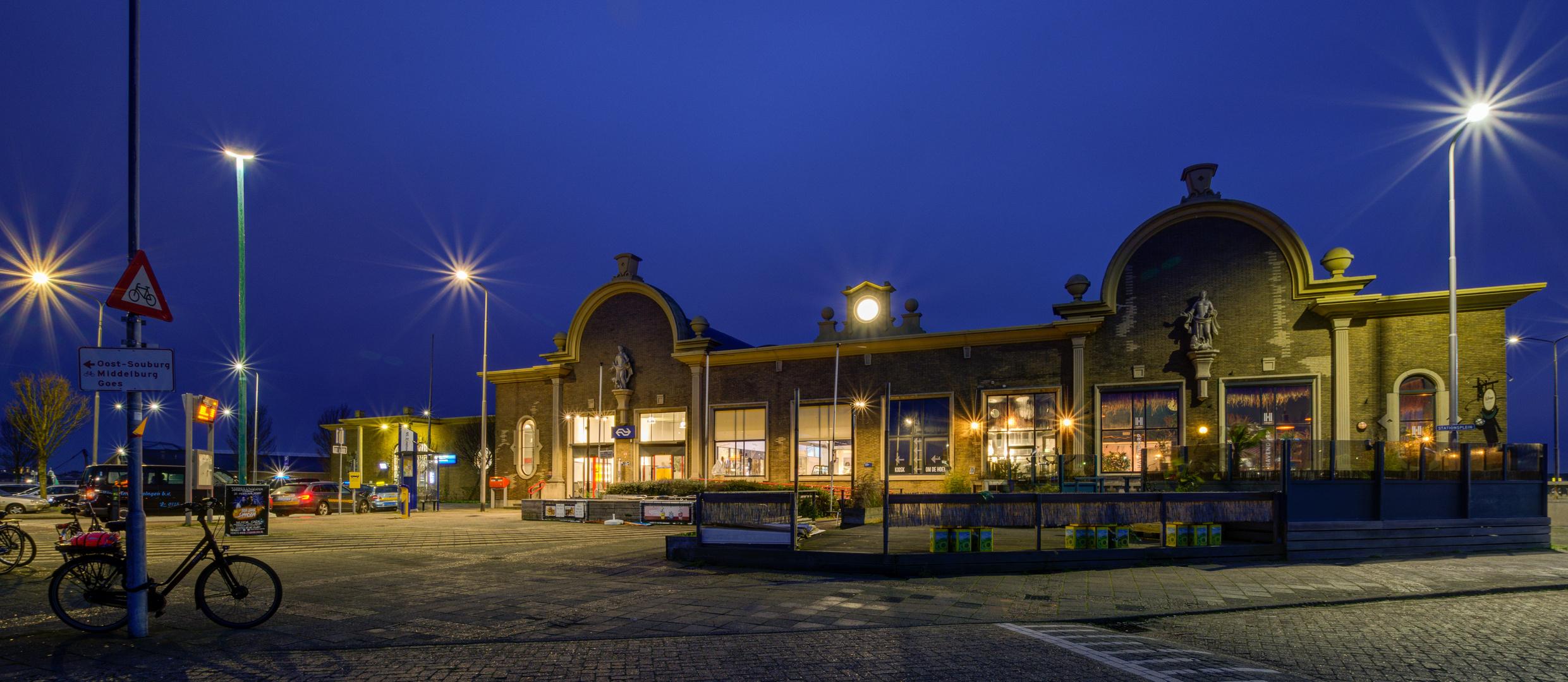 Vlissingen - Railway Station - 04