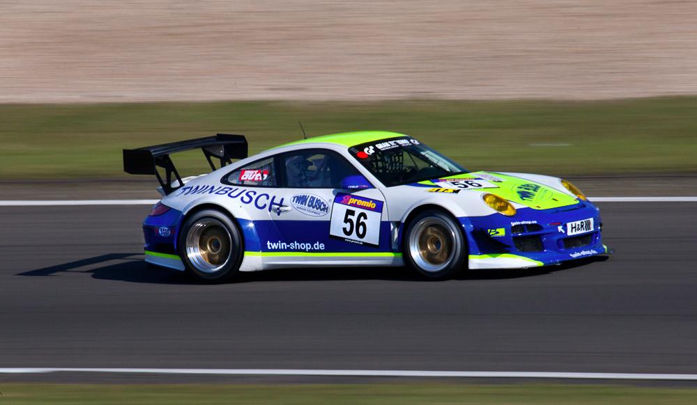 VLN, 11.06.11, Porsche 911 GT3