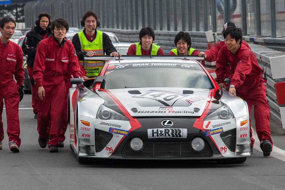 VLN-13.04.13, Gazoo Racing