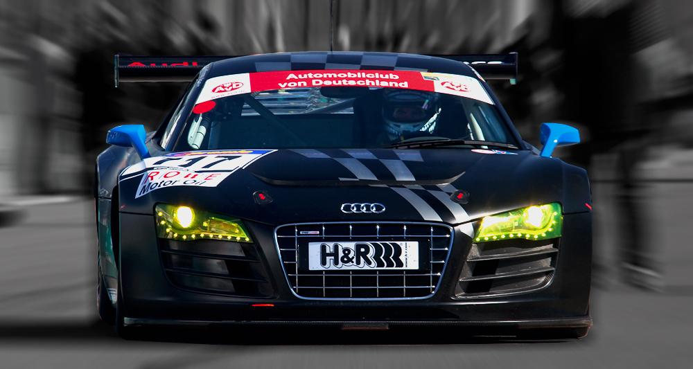 VLN-2010 Archiv Audi R8