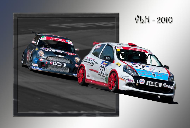VLN-2010, Nur ein Versuch