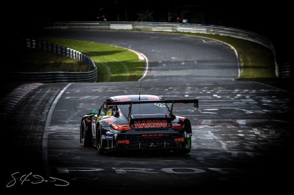 VLN 28.09.2013 Haribo Porsche