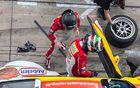 VLN, 29.09.12, Frikadelli Racing, Fahrerwechsel