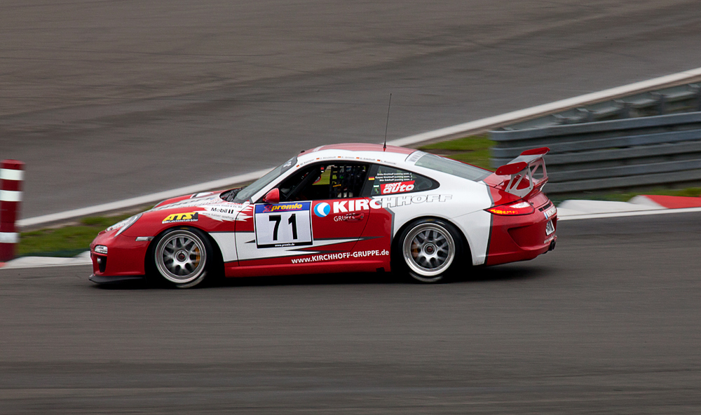 VLN, 30.07.11, Porsche, Nr.: 71