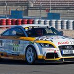 VLN, Archiv 2011, Audi, Startaufstellung...