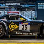 VLN Auftaktrennen 29.03.2014 BMW Z4 GT3