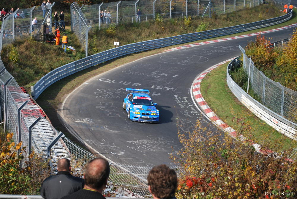 VLN Langstreckenrennen Nürburgring 11.10.2008