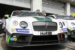 VLN Rennen - Nürburgring - ABT Bentley