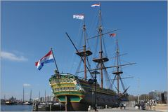 "VOC-Schiff ""Amsterdam"""