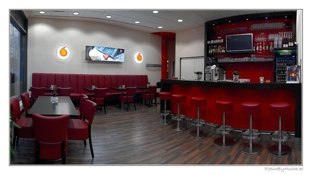 Vodafone-Lounge
