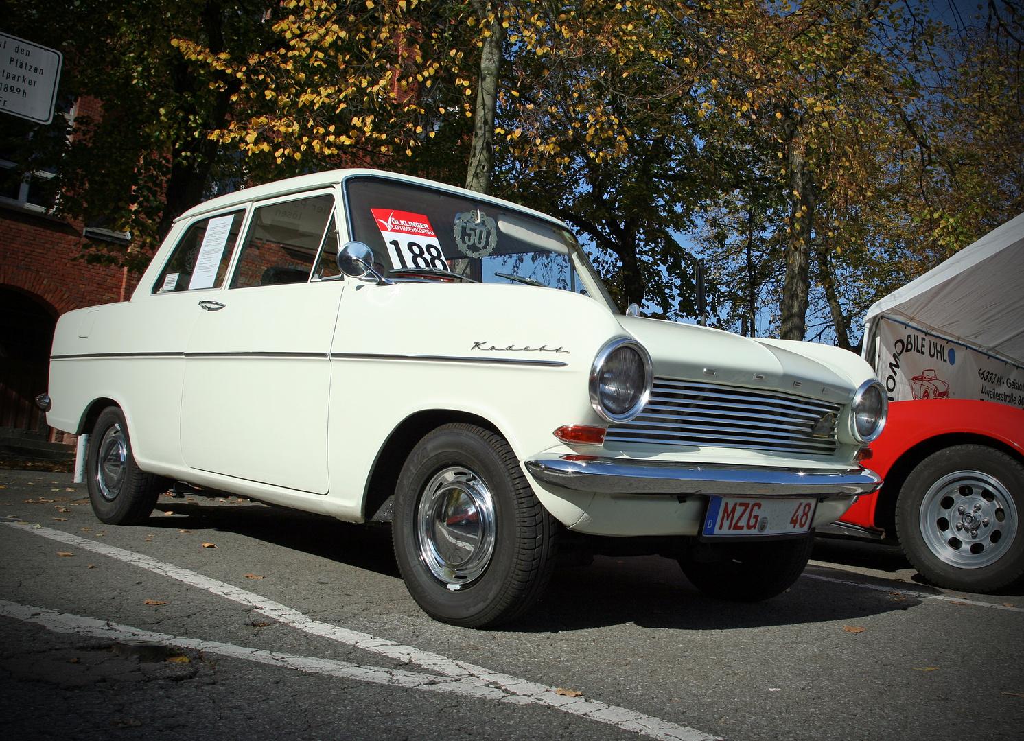 Völklinger Herbsttag 2012 - Opel Kadett