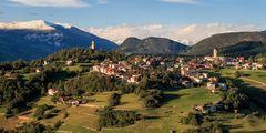 Völser Landschaft im September