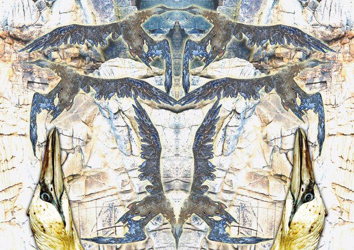 Vogel-Totem