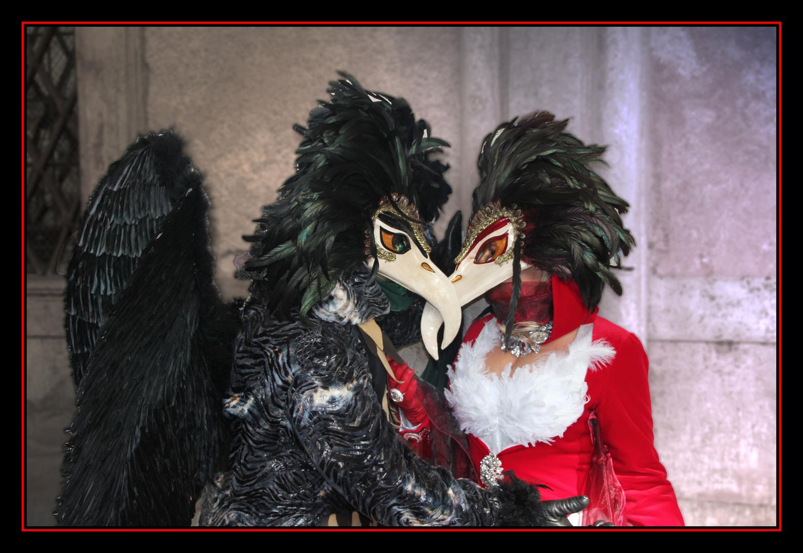 Vogelwilde Liebe