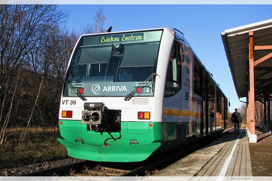 Vogtlandbahn RegioSprinter