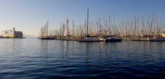 Voiliers ... Ferry .... envie de voyage !!!!