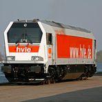 Voith Maxima 40 CC (V 490) am Nord-Ostsee-Kanal