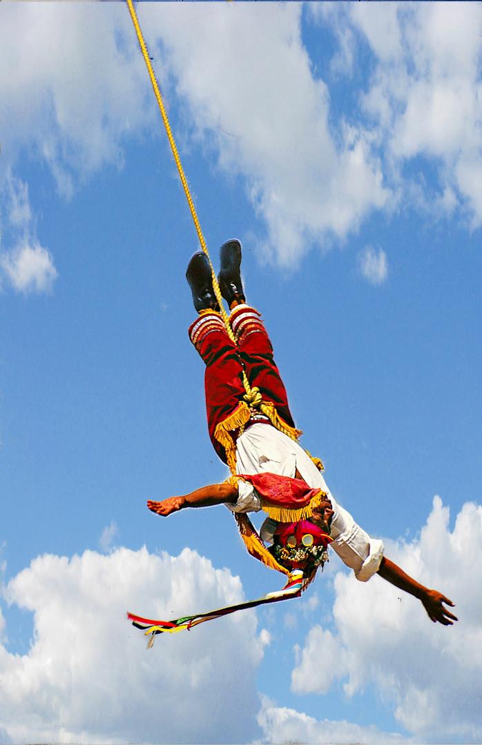 volador à Mitla