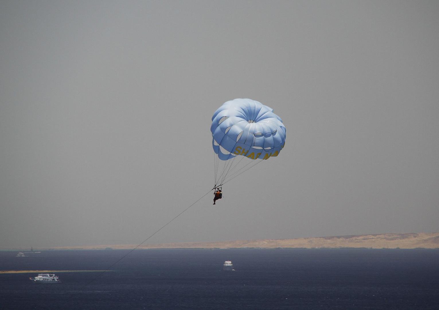 Volando sopra il Mare