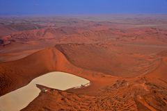 Volando sulle dune