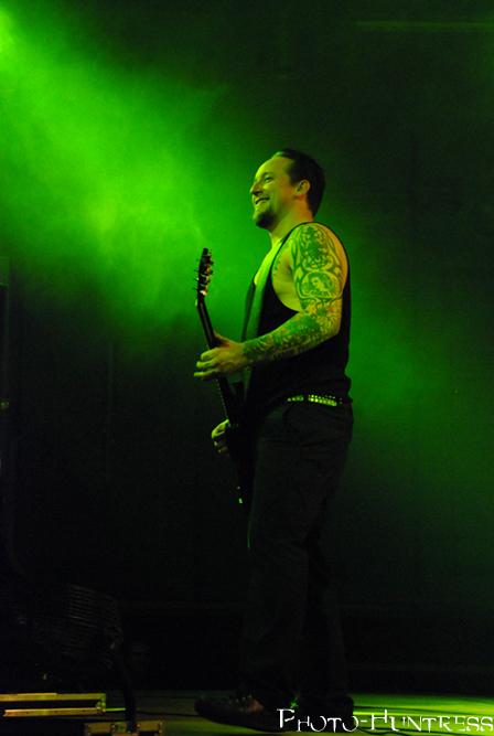 Volbeat (10/2009 in Berlin)